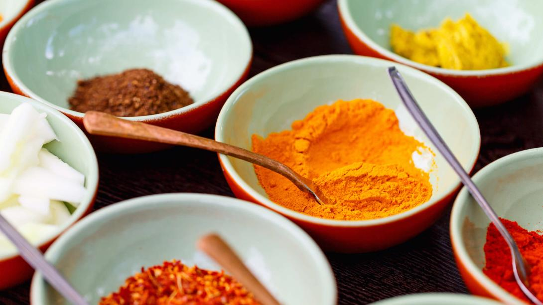 Travellers go on a spice tour to learn about the different flavours in Sri Lanka.